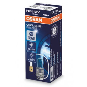 Osram Cool Blue Intense H3 Halogeen Lamp PK22s
