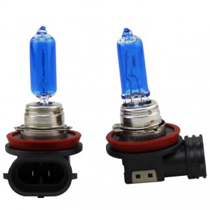 H9 Xenon Look Lampen Set