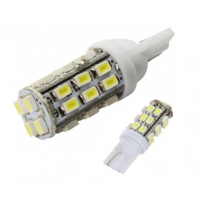 T10 / W5W 28SMD Stadslicht LED set