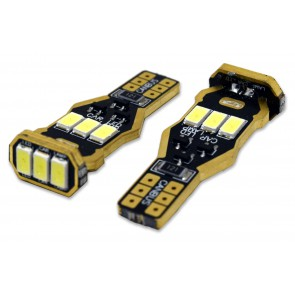 T10 / W5W Can-Bus Gold LED set