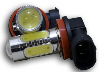 H11 Mistlamp COB LED set