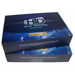 HID Bi-Xenon H4 Ultimate Line Kit